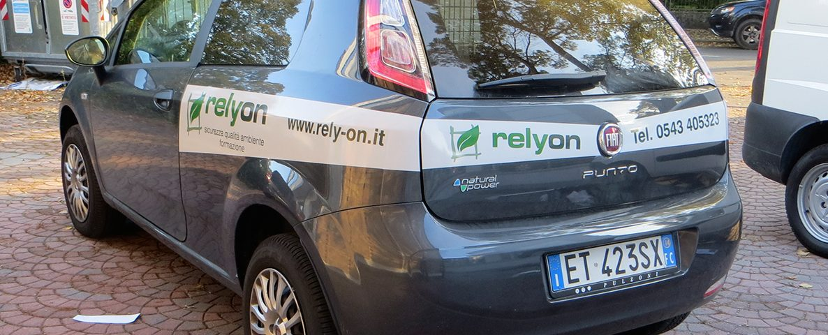 Relyon Car Wrapping
