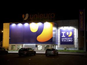 Unieuro Castelletto Ticino Banner