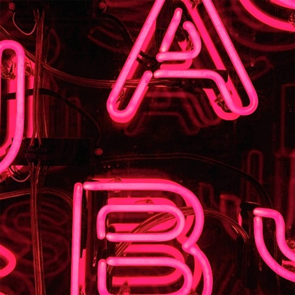 Insegne Al Neon Immagine Luce