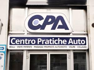 Centro Pratiche Auto