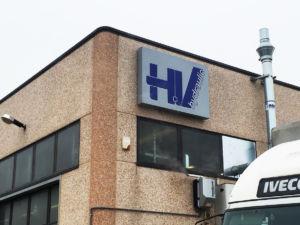 Insegne a cassonetto HV Hydraulic