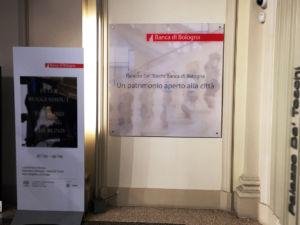Pannello Banca di Bologna